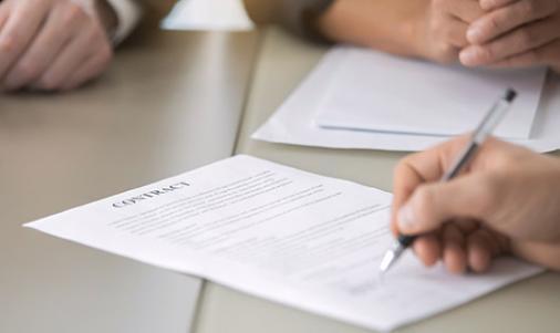 Contrat partenariat commercial Paris 6
